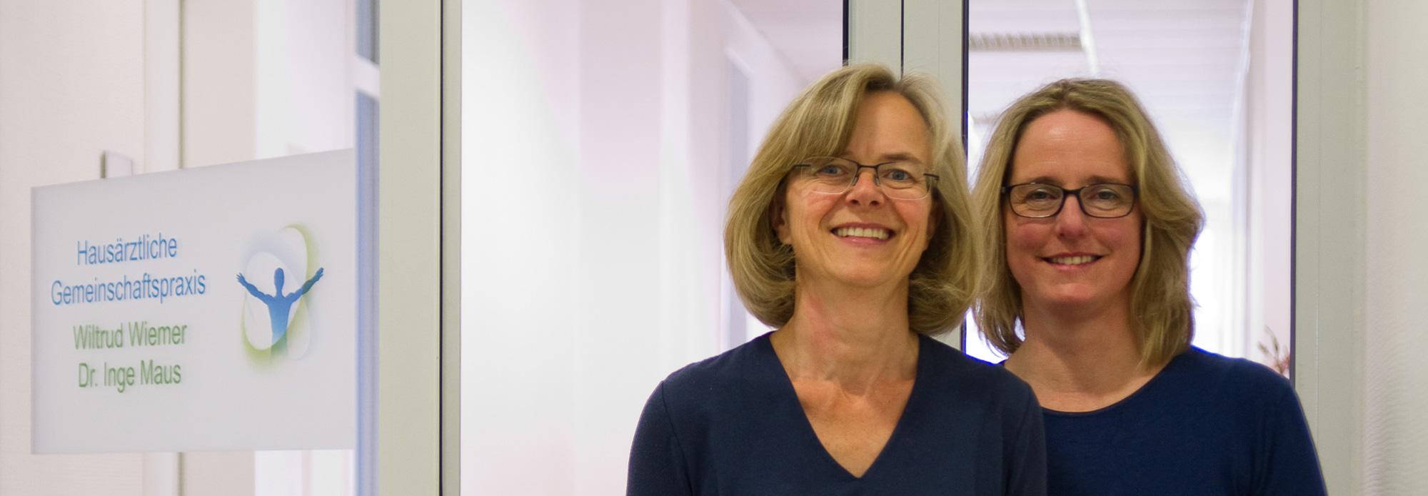 Hausärztliche Gemeinschaftspraxis Wiltrud Wiemer und Dr. Inge Maus